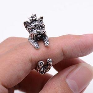 Jewelry - 🆕🎁 Yorke Terrier Ring